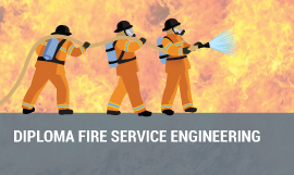 Diploma Fire Service Engineering college in magarashtra pune india