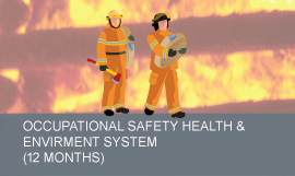 Post Diploma In Occupational Safety Health & Environment Management System coursses in pune india maharashtra